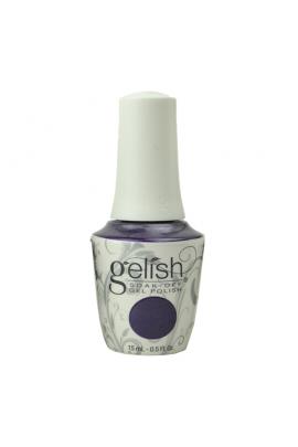 Harmony Gelish - Soak-Off Gel Polish - Disney Villains Collection - You're In My World Now - 15ml / 0.5oz