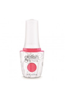 Nail Harmony Gelish - 2017 New Cap/Bottle Design - Hip Hot Coral - 0.5oz / 15ml