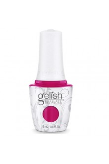 Nail Harmony Gelish - 2017 New Cap/Bottle Design - Prettier In Pink - 0.5oz / 15ml