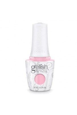 Nail Harmony Gelish - 2017 New Cap/Bottle Design - Pink Smoothie  - 0.5oz / 15ml