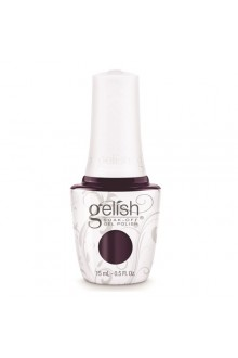 Nail Harmony Gelish - 2017 New Cap/Bottle Design - Plum Tuckered Out  - 0.5oz / 15ml