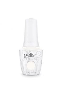 Nail Harmony Gelish - 2017 New Cap/Bottle Design - Sheek White - 0.5oz / 15ml