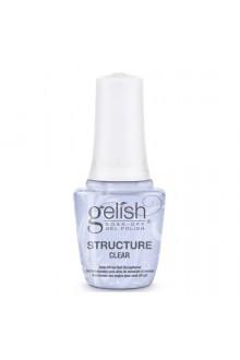 Gelish Brush-On Structure Gel - Clear - 15 ml / 0.5 oz