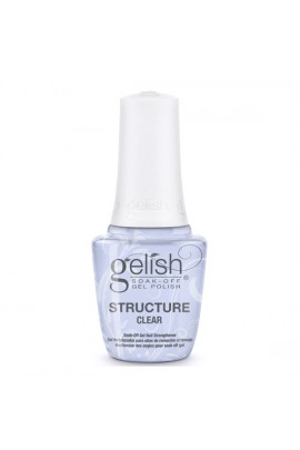 Gelish Brush-On Structure Gel - Clear - 15 ml / 0.5 oz
