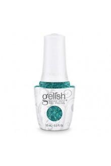 Nail Harmony Gelish - 2017 New Cap/Bottle Design - Kisses Under The Mistletoe - 0.5oz / 15ml