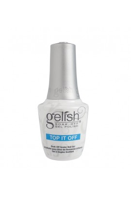 Nail Harmony Gelish Top-It-Off Sealer - 0.5oz / 15ml