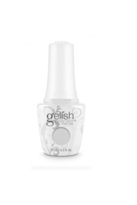 Nail Harmony Gelish - I'm Drawing A Blanco - 0.5 oz / 15ml