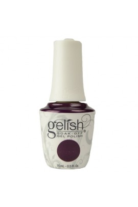 Nail Harmony Gelish - 2017 Little Miss Nutcracker Collection - Plum-Thing Magical - 0.5oz / 15ml