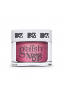 Harmony Gelish - XPRESS Dip Powder - MTV Switch On Color Collection - Live Out Loud - 43g / 1.5oz
