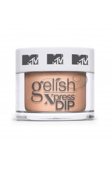 Harmony Gelish - XPRESS Dip Powder - MTV Switch On Color Collection - Super Fandom - 43g / 1.5oz