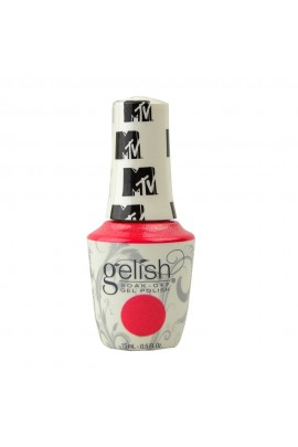 Harmony Gelish - MTV Switch On Color 2020 Collection - Total Request Red - 15ml / 0.5oz