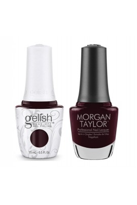 Harmony Gelish & Morgan Taylor - Two Of A Kind - Forever Fabulous Marilyn Monroe - The Camera Loves Me 15 mL / 0.5 Oz