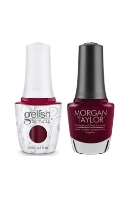 Harmony Gelish & Morgan Taylor - Two Of A Kind - Forever Fabulous Marilyn Monroe - Wish Upon A Starlet - 15 mL / 0.5 Oz