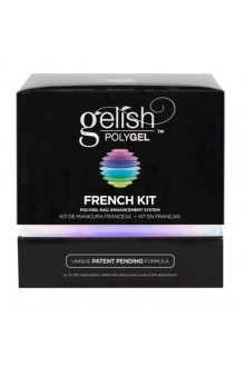 Nail Harmony Gelish - PolyGel - French Kit