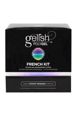 Nail Harmony Gelish - PolyGel - French Kit