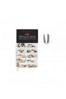 Dashing Diva - Metallic Nails - Mercury Rising - 120ct