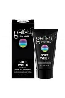 Nail Harmony Gelish - PolyGel - Soft White - 2oz / 60g