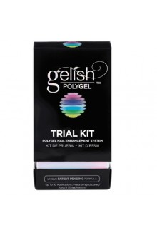 Nail Harmony Gelish - PolyGel - Trial Kit