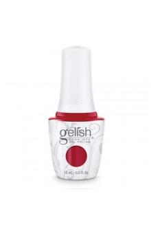 Nail Harmony Gelish - Red Roses - 0.5oz / 15ml