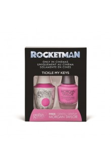 Harmony Gelish - Two of a Kind - Rocketman Collection - Tickle My Keys - 15ml / 0.5oz each