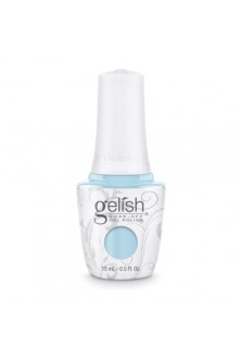 Nail Harmony Gelish - Water Baby - 0.5 oz / 15ml