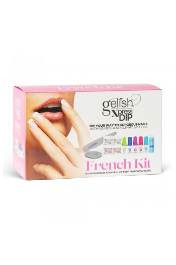 Harmony Gelish - Dip Treatments - Xpress Dip French Kit