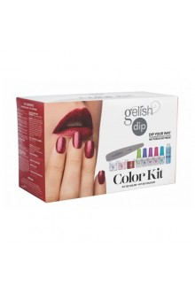 Nail Harmony Gelish - Dip Treatments - Color Kit