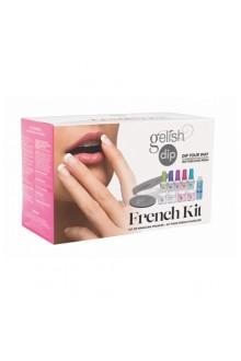 Nail Harmony Gelish - Dip Treatments - French Kit