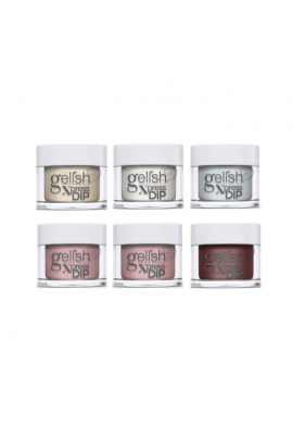 Harmony Gelish - Xpress Dip - Out In The Open Collection - All 6 Colors - 43 g / 1.5 oz Each