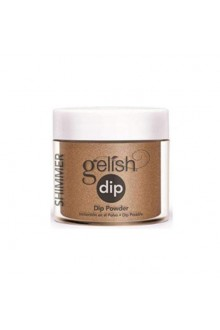 Nail Harmony Gelish - Dip Powder - Bronzed & Beautiful - 0.8oz / 23g