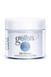 Nail Harmony Gelish - Dip Powder - Clear as Day - 3.7oz / 105g