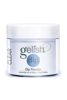 Nail Harmony Gelish - Dip Powder - Clear as Day - 3.7oz / 105g