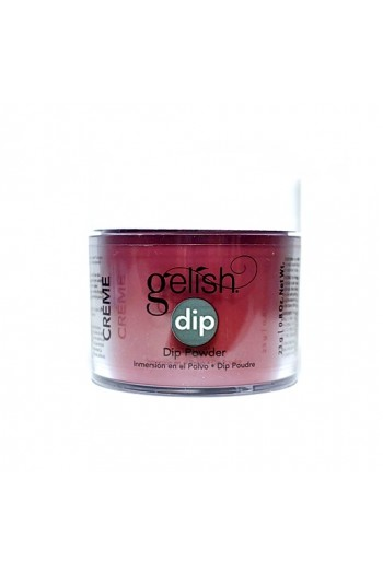 Harmony Gelish - Dip Powder - Red Alert - 23g / 0.8oz