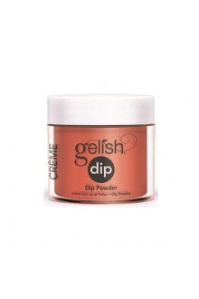 Nail Harmony Gelish - Dip Powder - Fire Cracker - 0.8oz / 23g