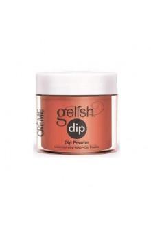 Nail Harmony Gelish - Dip Powder - Fire Cracker - 0.8oz / 23g