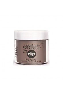 Nail Harmony Gelish - Dip Powder - Latte Please - 0.8oz / 23g