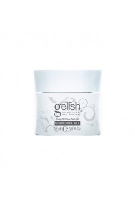 Nail Harmony Gelish Structure Clear Gel - 0.5oz / 15ml