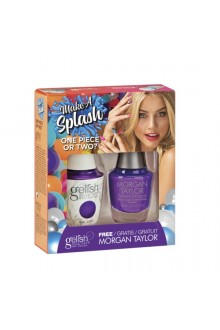 Harmony Gelish - Two of a Kind - Make a Splash 2018 Collection - One Piece or Two?