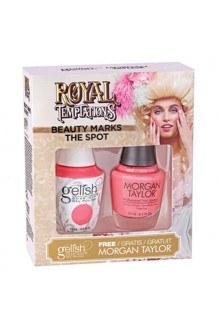 Harmony Gelish - Two of a Kind - Royal Temptations Collection - Beauty Marks the Spot