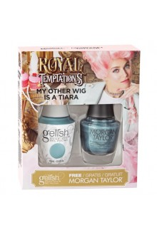 Harmony Gelish - Two of a Kind - Royal Temptations Collection - My Other Wig is a Tiara