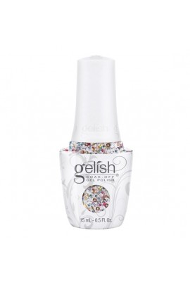 Harmony Gelish - Royal Temptations Collection - Over-The-Top Pop - 15 mL / 0.5 oz