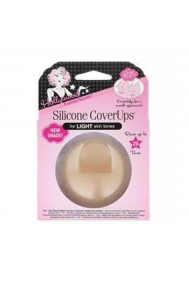 Hollywood Fashion Secrets - Silicone CoverUps - Light Skin Tone - 1 Pair