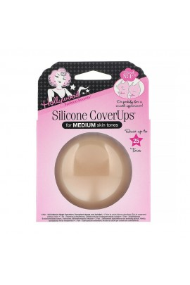 Hollywood Fashion Secrets - Silicone CoverUps - Medium Skin Tone - 1 Pair