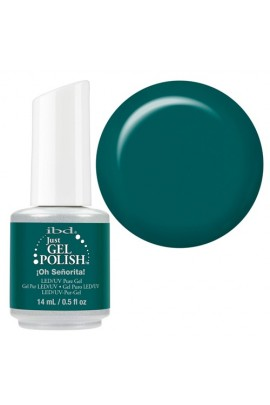 ibd Just Gel Polish - 2017 Fall Love Lola Collection - Oh Senorita! 66992 - 14ml / 0.5oz