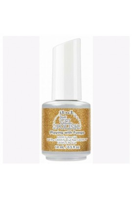 ibd Just Gel Polish - 2017 Fall Love Lola Collection - Playing With Fuego 66988 - 14ml / 0.5oz