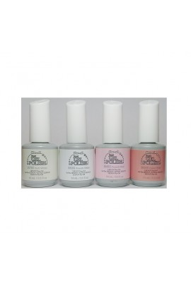 IBD Just Gel Polish - French Manicure Collection - All 4 Colors - 14ml / 0.5oz each