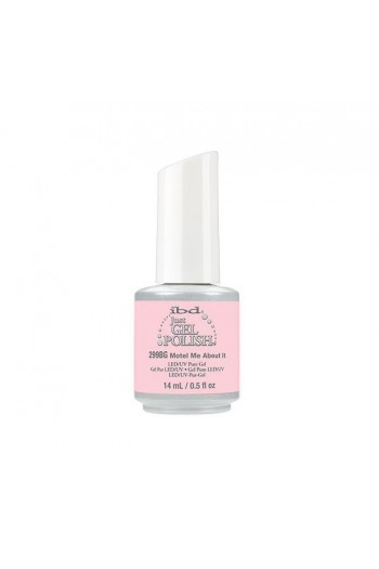 IBD Just Gel Polish - The Pink Motel Collection - Motel Me About It - 14ml / 0.5oz
