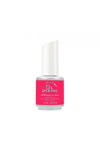 IBD Just Gel Polish - The Pink Motel Collection - Style For Miles - 14ml / 0.5oz