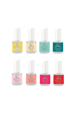 IBD Just Gel Polish - The Pink Motel Collection - All 8 Colors - 14ml / 0.5oz Each