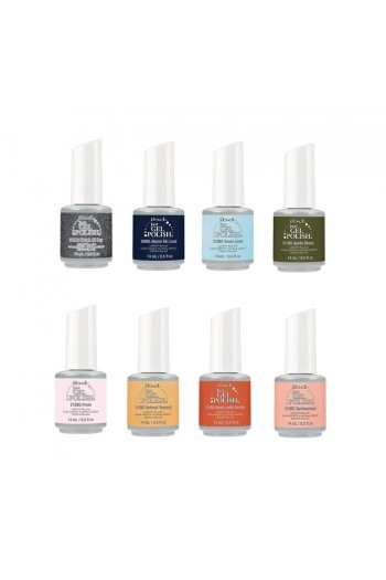 IBD Just Gel Polish - Chalet Soiree Collection - All 8 Colors - 14ml / 0.5oz Each